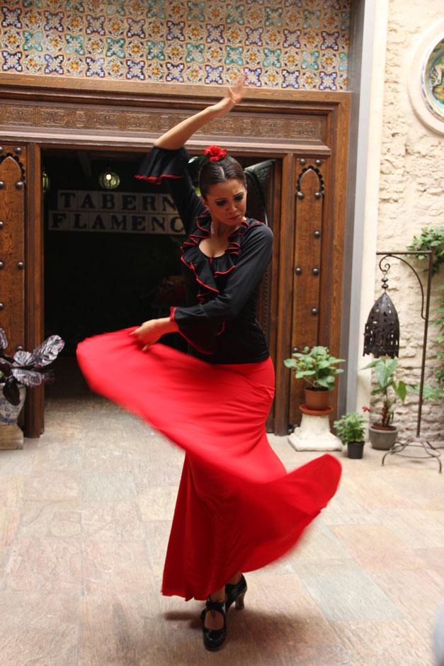 7f93e717cf4 La ropa de ensayo que te hará brillar - Zapatos de Baile Flamenco