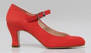 zapato de flamenca, zapato de feria, zapatos de gitana, zapatos de sevillana, zapatos para la feria