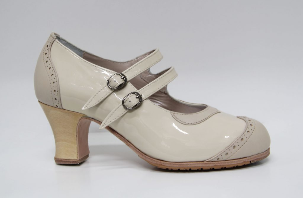 Zapatos para novias flamencas Zapatos de Baile Flamenco