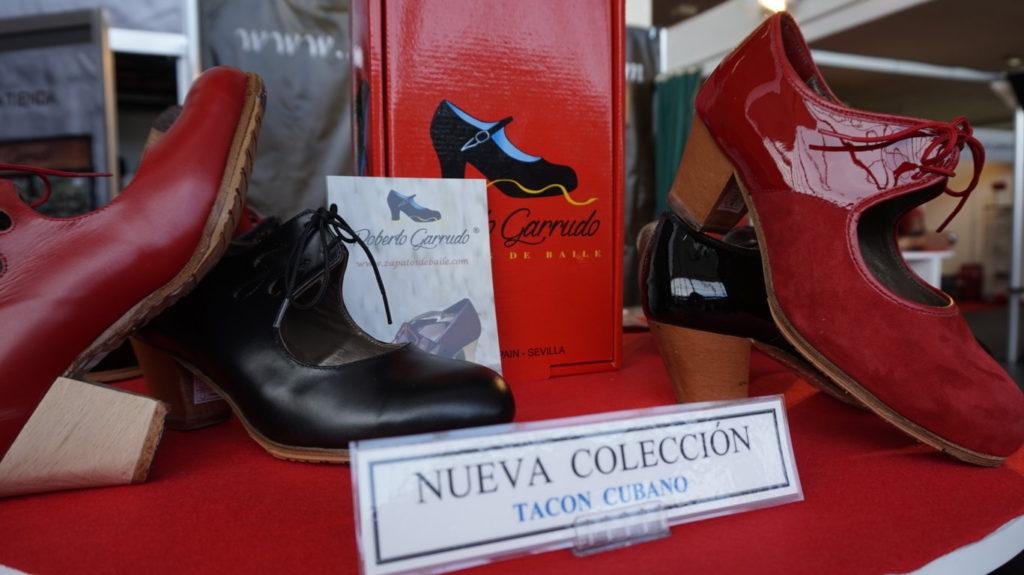 zapatos de baile con tacón cubano, zapatos de flamenco, bailar flamenco